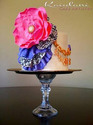 Laurelle - Cake by Kaiulani