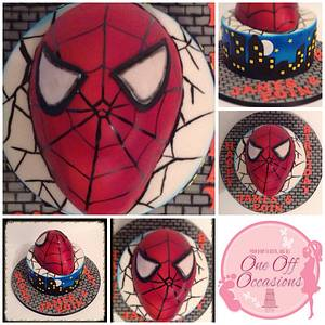 Spiderman cake - Cake by OneOffOccasions