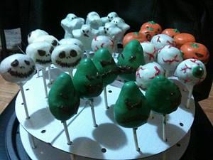 Halloween Cakepops - Cake by hookah