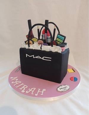 Mac cake - Cake by jameela