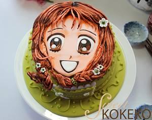 Marmalade Boy Cake - Cake by SweetKOKEKO by Arantxa