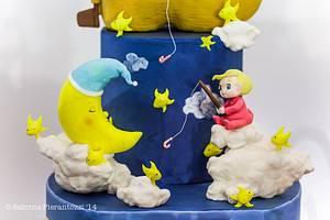 """Dutch Lullaby"" cake - Cake by Mellaland"