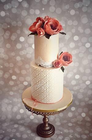 Mystique - Cake by Indulgence by Shazneen Ali
