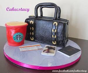 The Black Beauty - Cake by Prajakta Agnihotri