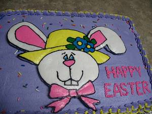 Easter cake - Cake by cher45