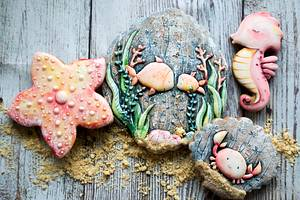 Under the sea - Cake by Vanilla & Me