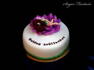 Fairy cake - Cake by Ildikó Dudek
