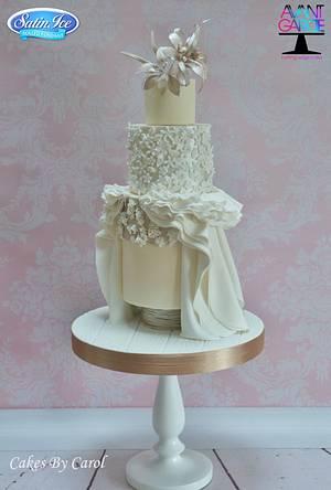 Avant Garde Cake Collaboration - Cake by Carol