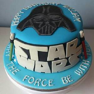 star wars cake - Cake by Any Excuse for Cake