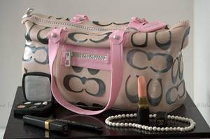 Coach Purse - Cake by B_liciousSweets