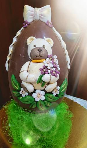Uova di pasqua  - Cake by Sara