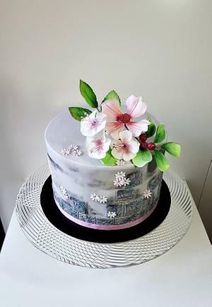 Little birthday cake. - Cake by Frufi