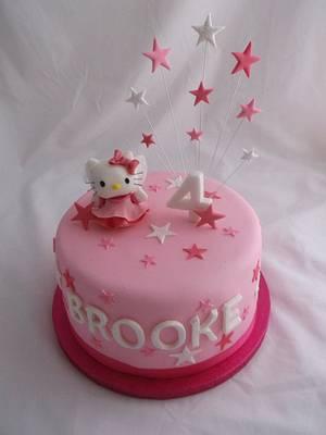 Hello Kitty Cake - Cake by The Sugar Cake Company