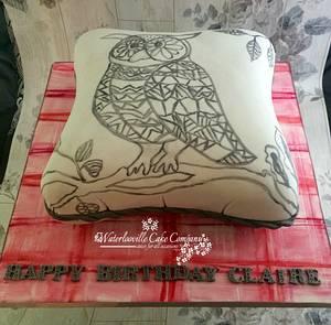 cushion cake - Cake by Corleone