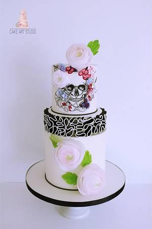 Sugar Skull Bakers 2017 - Cake by Cake Art Studio