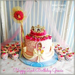 Princess Cake - Cake by Bethann Dubey