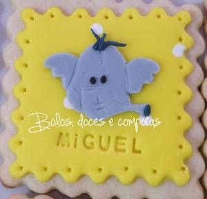 Winnie the Pooh cookies - Cake by bolosdocesecompotas