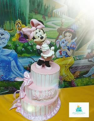 Minnie  - Cake by Diego
