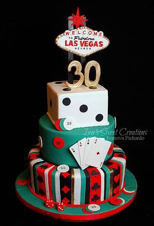 Las Vegas! - Cake by Ivanova Pichardo