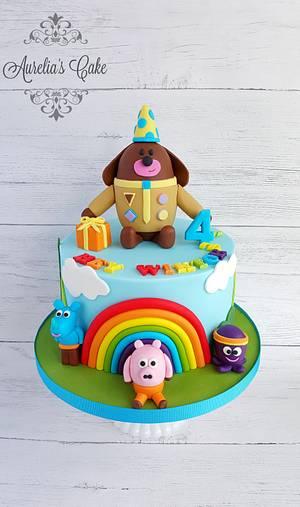 Hey Duggee! - Cake by Aurelia's Cake
