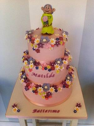 Dopey cake - Cake by Bella's Bakery