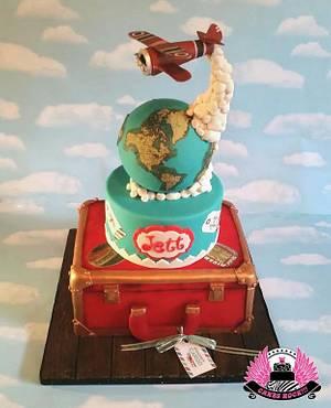 Precious Cargo Baby Shower - Cake by Cakes ROCK!!!