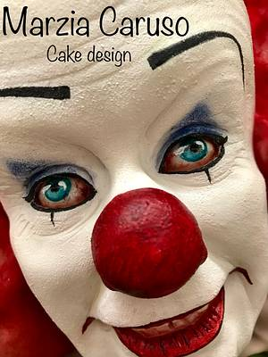IT vintage  - Cake by Marzia Caruso cake design lab