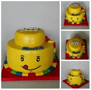 LEGO - Cake by Anka