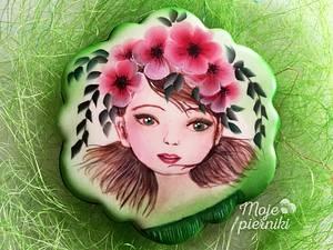 Spring - Cake by Ewa Kiszowara