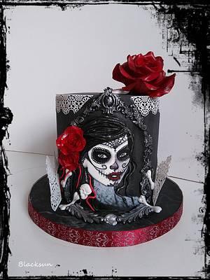 Rock birthday party - Cake by Zuzana Kmecova