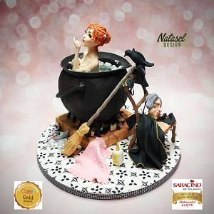 After work - Cake by L'atelier de Natasel