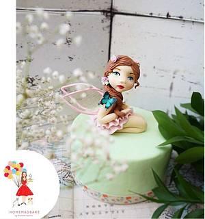 Fairy Woodland Cake - Cake by Bakeagogo by Marsella Agatha