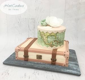 Ms to Mrs  - Cake by HotCakes by Tara