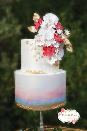 Serenity Rose - Cake by Cobi & Coco Cakes
