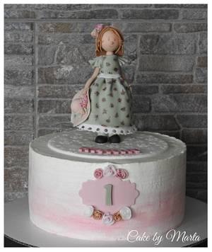 For Karin - Cake by MartaMc