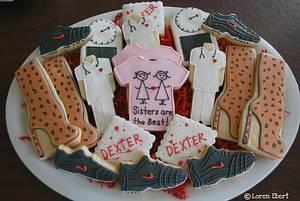 My Favorite Things Cookie Platter - Cake by Loren Ebert
