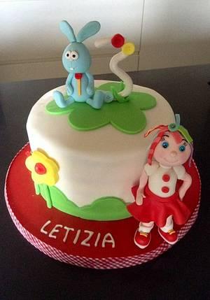 Rosie - Cake by Eleonora Del Greco