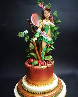 Incanto - Cake by Enryaltieri