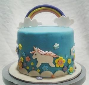 Baby shower Cake - Cake by sinfulbitesbyanuja