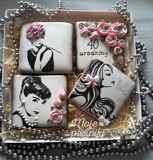 For a lady - Cake by Ewa Kiszowara