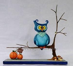 (B)oohoo........ - Cake by Tamara Eichhorn
