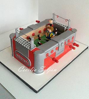 METEGOL CAKE - Cake by Cecilia Solján