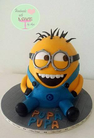 Tom - Cake by Aga Leśniak