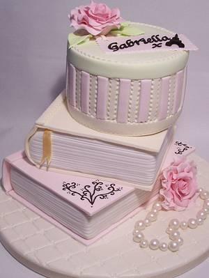 18th Birthday Cake - Cake by SueC