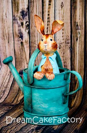 Peter Rabbit, where are you? - Cake by Eline