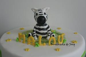 Zebra cake - Cake by Miky1983