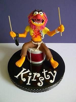 Animal! - Cake by CakeyCake