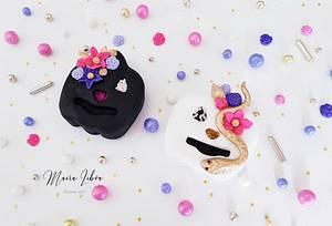 Halloween Pumpkin - Cake by Maira Liboa