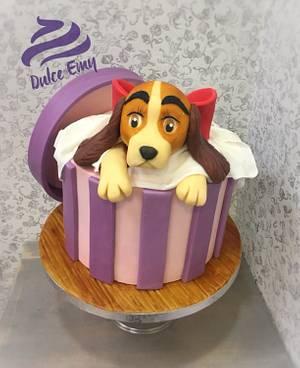 Doggy cake - Cake by Emy