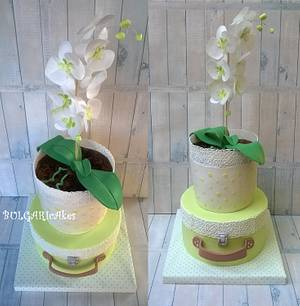 ...from one daughter to her mom... - Cake by BULGARIcAkes
